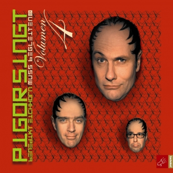 """Volumen 4"" - Pigor singt... (CD)"