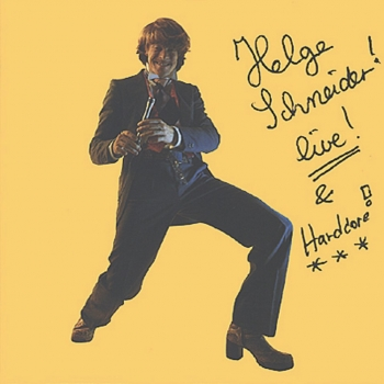 """New York, I'm Coming"" - Helge Schneider (CD)"