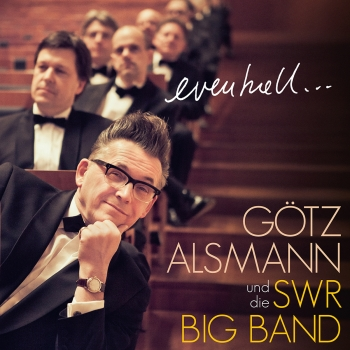 """eventuell..."" - Götz Alsmann & die SWR Big Band (CD)"