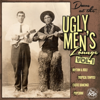 """Down At The Ugly Men's Lounge"" Vol. 1 (10"" Vinyl inkl. Audio-CD)"