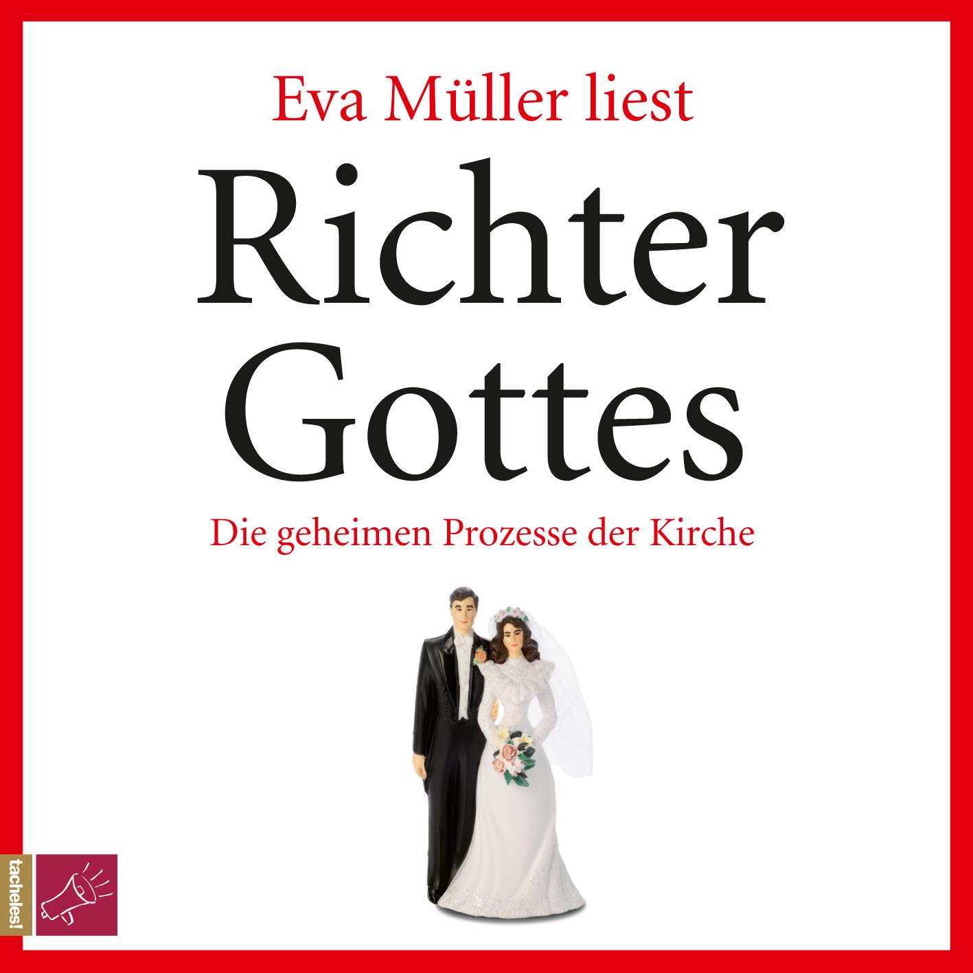 """richter gottes"" - eva müller (3 cds)"