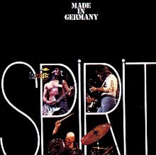 """Made In Germany"" - Spirit (CD)"