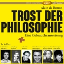 """Trost der Philosophie"" - Jürgen Tarrach, Christoph Waltz, August Zirner, u.a. (MP3-CD)"
