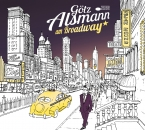 """Am Broadway"" Deluxe Night Edition - Götz Alsmann (CD & DVD)"