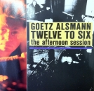 """Twelve To Six - The Afternoon Sessions"" - Götz Alsmann (VINYL)"